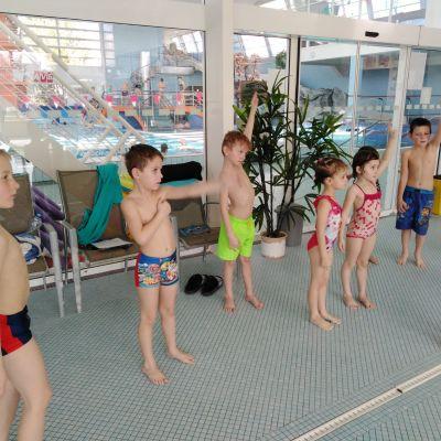 Plavecká školička